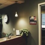 Waiting Room & Studio E