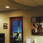 Waiting Room & Studio A
